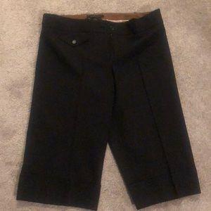 BCBG Bermuda Dress Shorts
